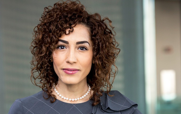 Nura Jabagi is a Public Scholars alumna and the recipient of a 2019 Stand-Out Graduate Research Award.