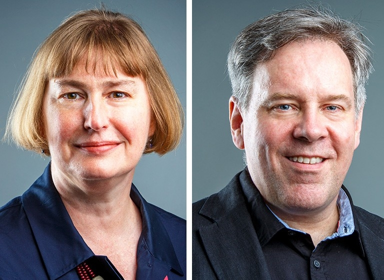 Jill Didur and Richard Courtemanche are the new associate deans in the Faculty of Arts and Science.
