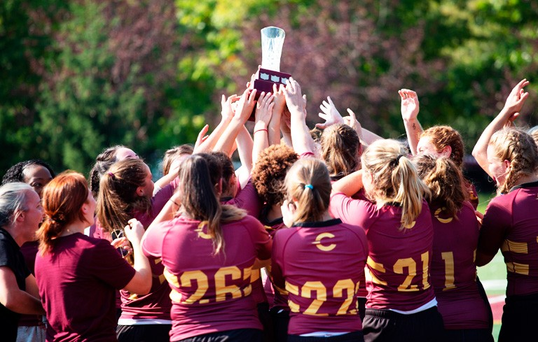The Kelly-Anne Drummond Cup is an annual women's rugby clash between the Stingers and the McGill Martlets. This year's game is on September 29.