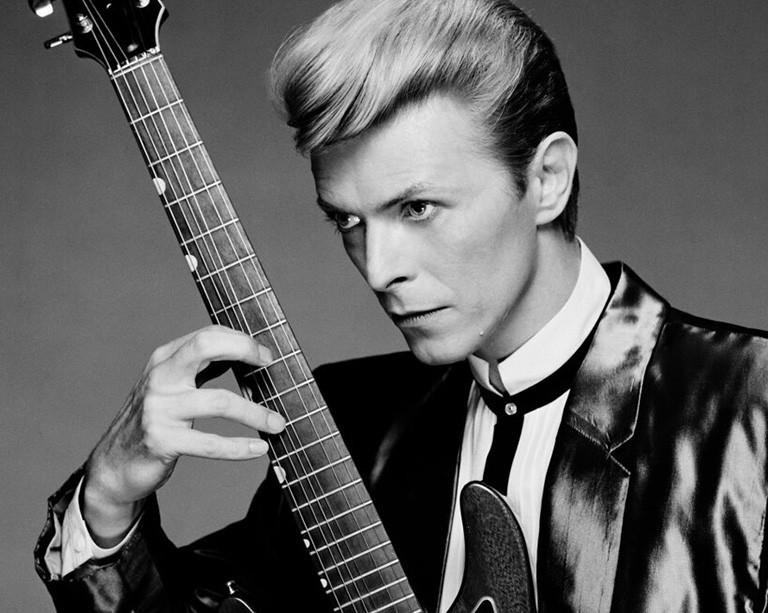 Concordia offers a special topics course on the art and music of David Bowie
