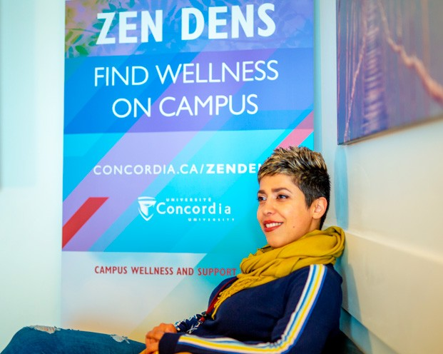 Introducing Zen Dens — your place for student wellness on campus