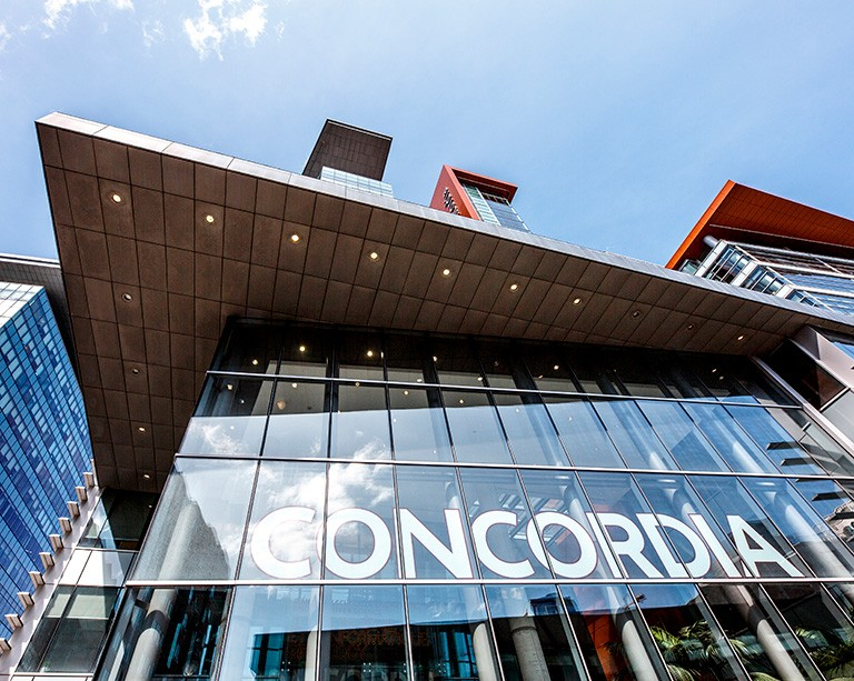 'Thank you for participating in Concordia's sexual violence awareness and prevention training'