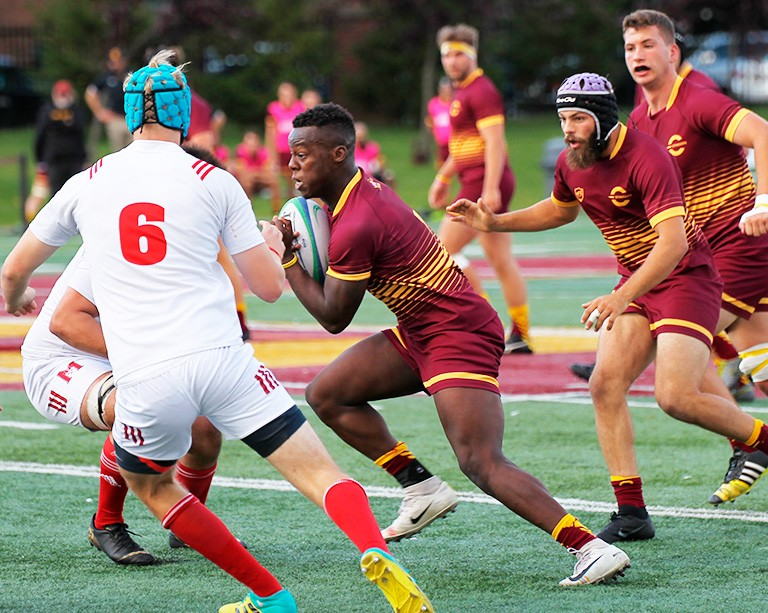 Concordia hosts the Canadian University Men's Rugby Championship