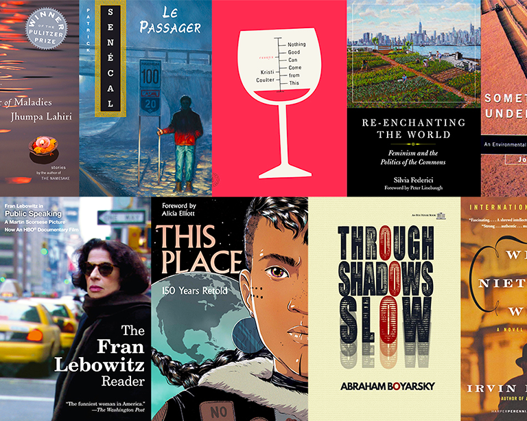 Holiday book list: 16 great reads