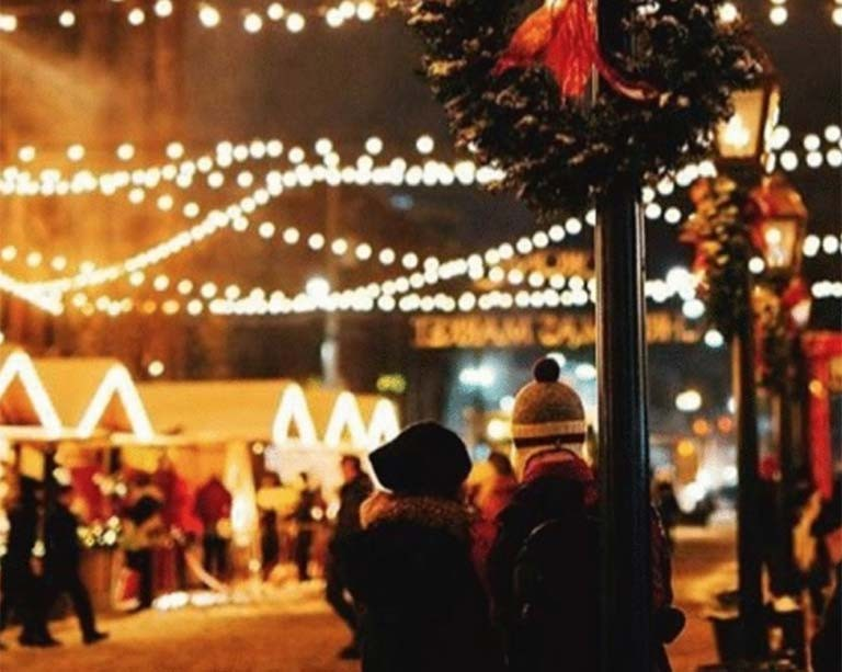 HOLIDAY EDITION: The top 5 things to do in Montreal this December