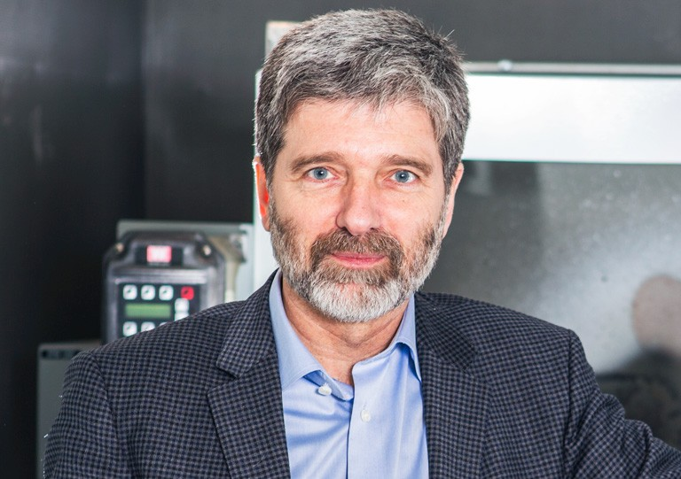 Christian Moreau, a professor at the Concordia Institute of Aerospace Design and Innovation.