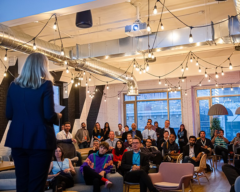 Concordia's District 3 hosts its first online startup pitch night