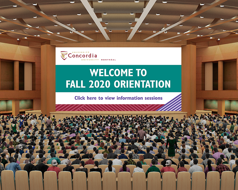 Concordia hosts an Orientation like no other