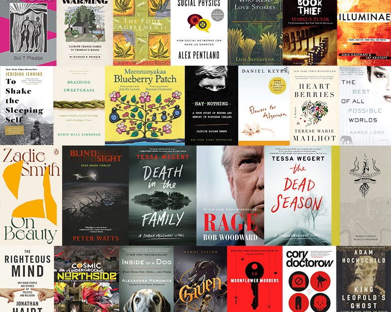 Holiday book list: 28 great reads