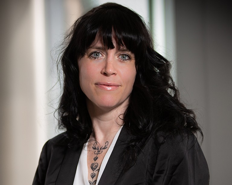 Andrée-Anne Bouchard is Concordia's new executive director of Employee and Labour Relations