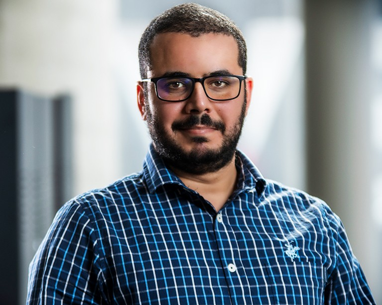 Concordia graduate student recognized for his work on 6G networks and visible light communication