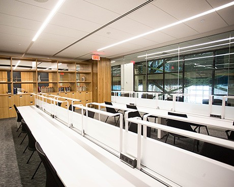 7 library perks for Concordia grad students