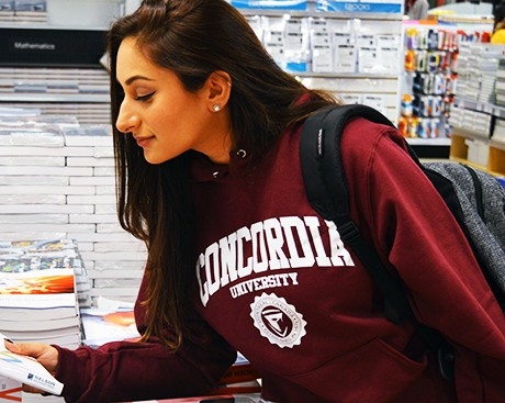 The savvy Concordia student's guide to shopping for textbooks