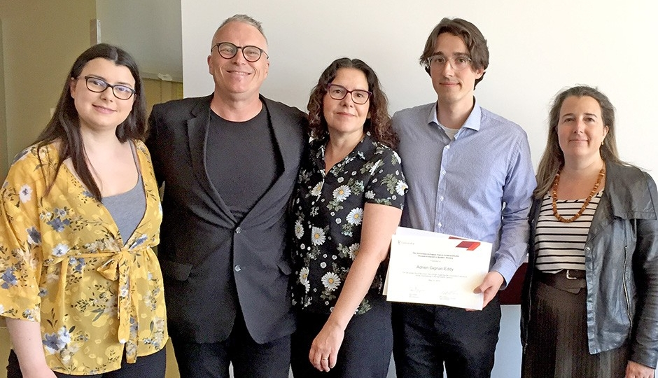 Commins-Lachance Family Undergraduate Research Award in Quebec History