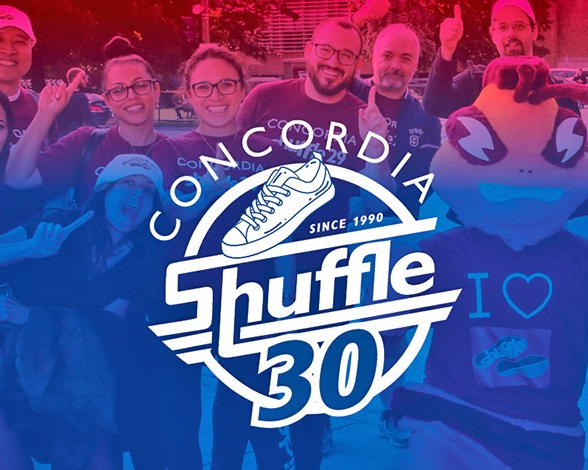Shuffle 30 teams step their way to a record-breaking goal