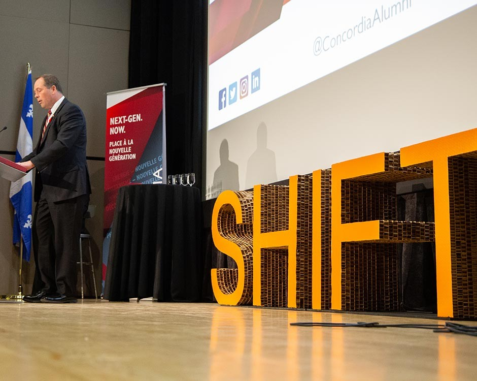 'SHIFT is a response to profound societal challenges'