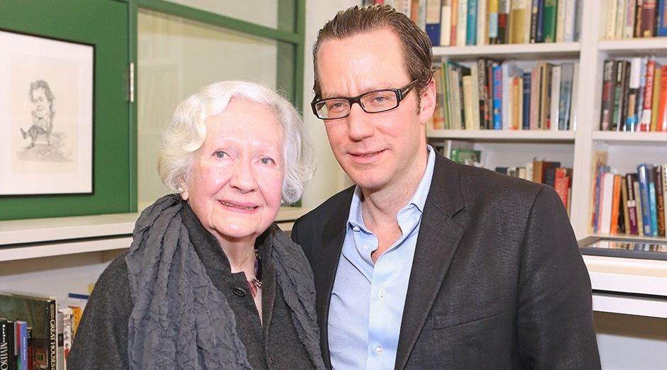 Florence Richler and Jacob Richler