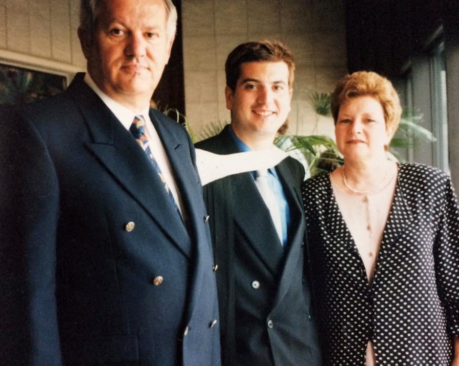 My father, myself — How my dad's passing inspired a bursary for the next generation