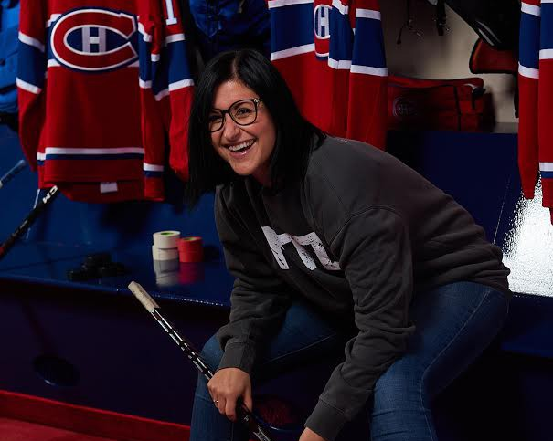 Grad tasked with Habs fan experience talks COVID and hockey