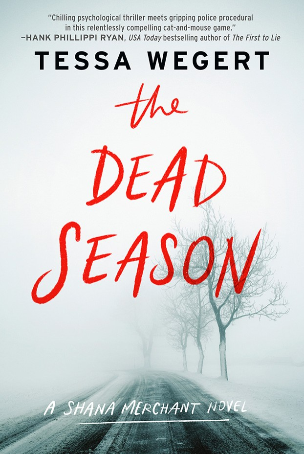 Cover: The Dead Season by Tess Wegert