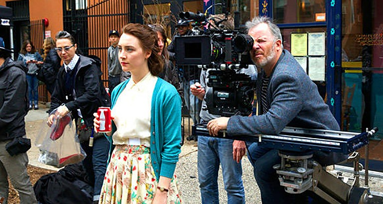 On the set of Brooklyn