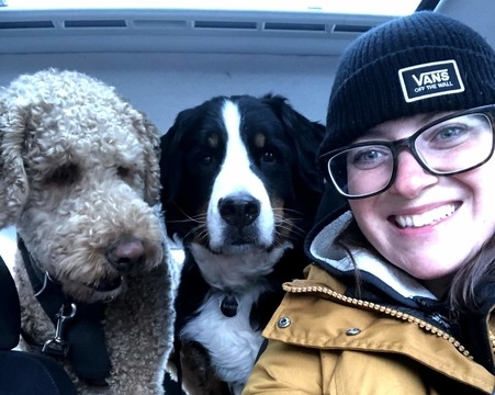 Meet two Concordia grads on the front lines of pet care