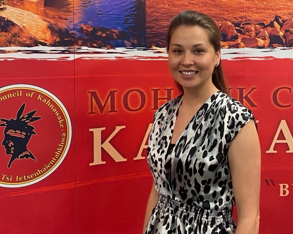 Onerahtókha Karlie Marquis named executive director of Mohawk Council of Kahnawake