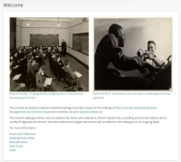 Archives and Special Collections Shared Catalogue