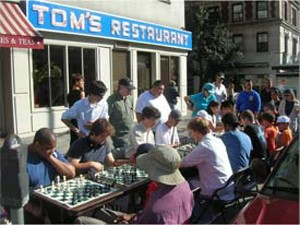 Alumnus builds popularity of chess in the Big Apple