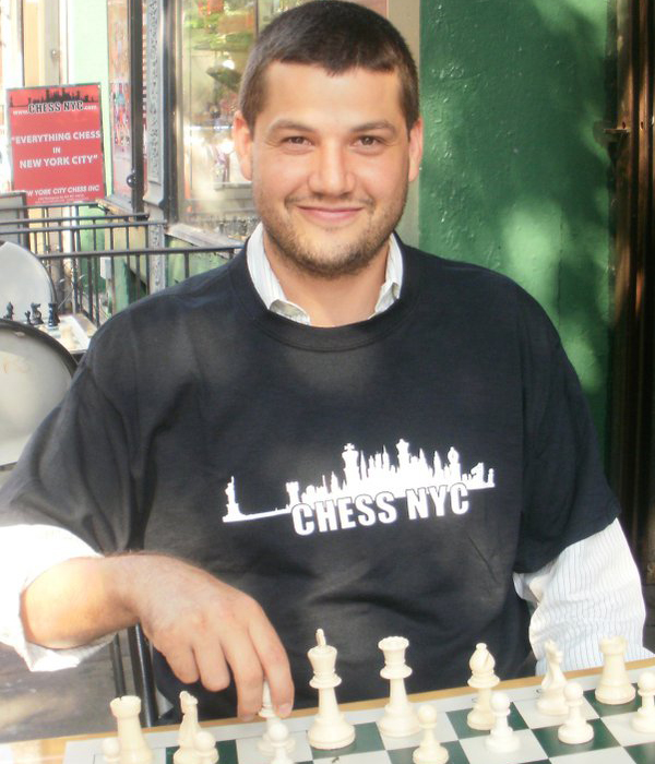 Checkmate club nyc