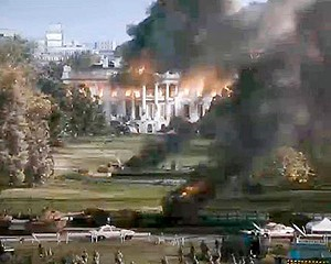 Concordians act up in White House Down