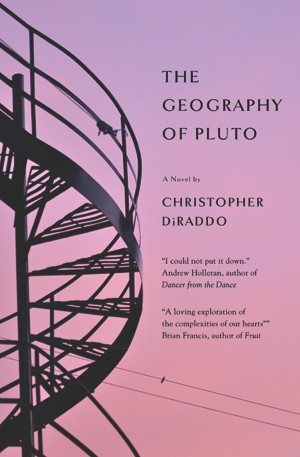 Geography of Pluto cover