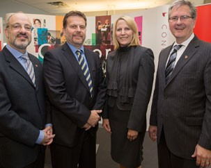 National Bank donates $1 million to Concordia's John Molson School of Business