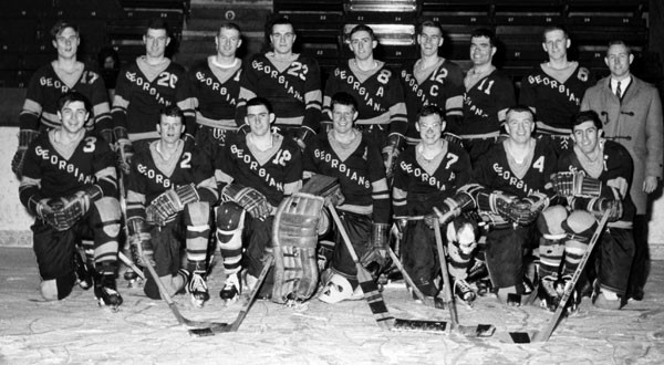 Junior Varsity 1966-67 Sir George Williams University