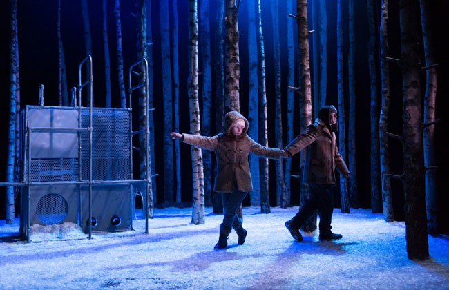 Let the Right One In five-star review – 'Exquisitely ...
