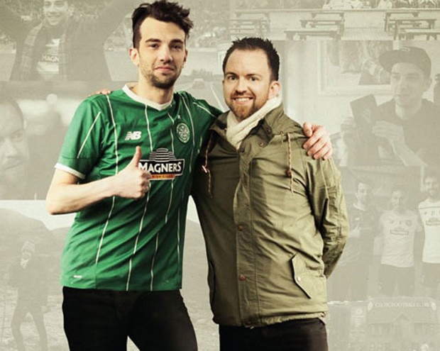Finding the Celtic Soul with Jay Baruchel