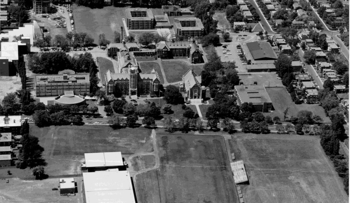 Loyola Campus, Fall 1968