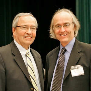 Donald MacPherson and Philip Owen