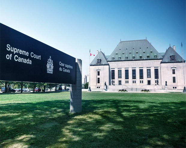 Off to the Supreme Court of Canada