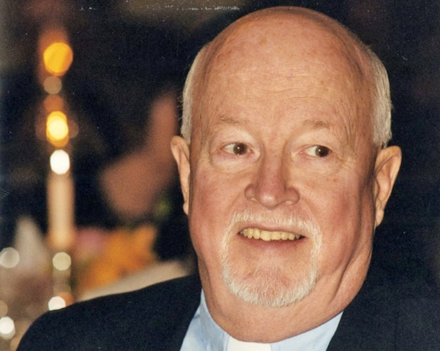 Concordia community mourns the passing of Father Emmett 'Pops' Johns