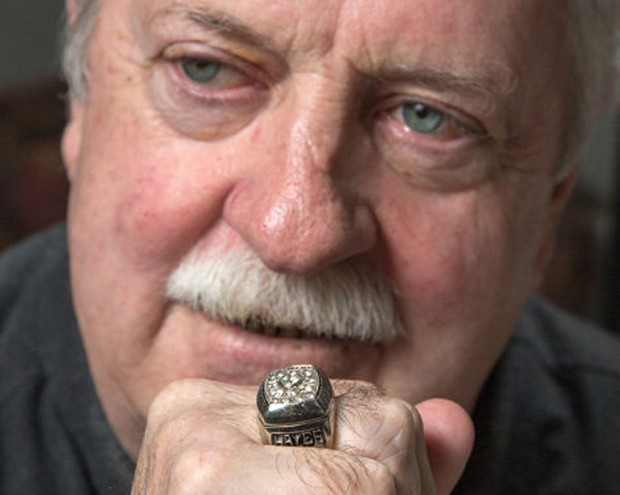 Chris Hayes gets his Stanley Cup ring – after 46 years