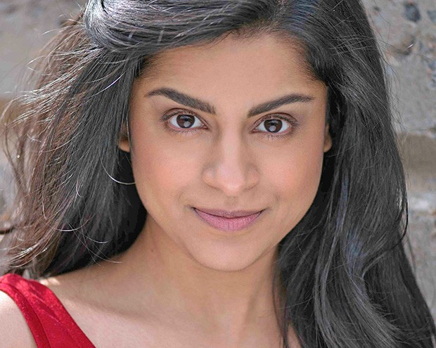 Theatre graduate Amena Ahmad shines onstage and on screen