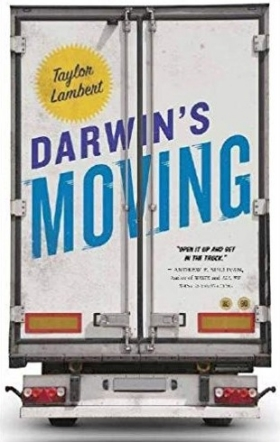 Book cover of Darwin's Moving