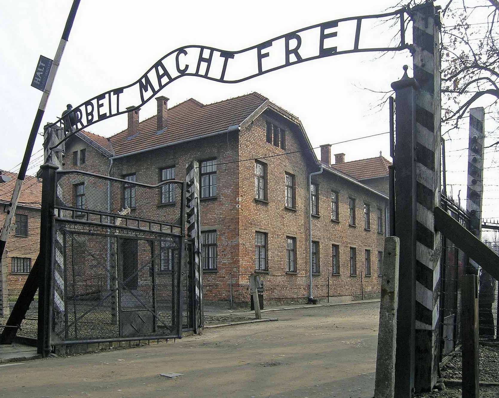 Remembering the Holocaust can help prevent genocide