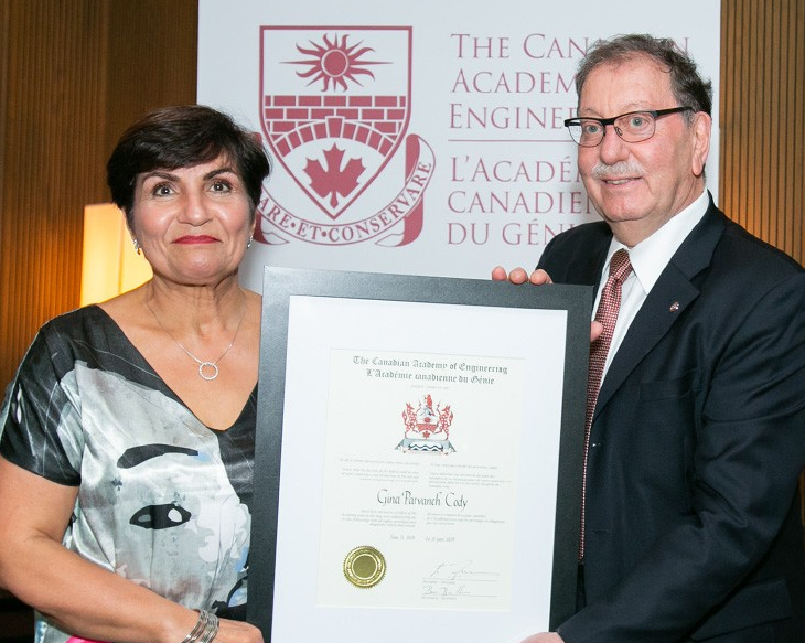 Gina Cody inducted into Canadian Academy of Engineering