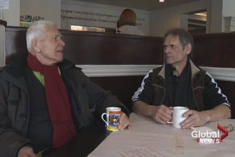 Global News: English-speaking seniors may be left out of forums, say Concordia researchers
