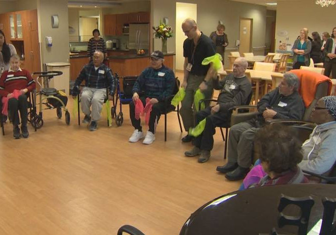 Global News: English forum added to Montreal's seniors action plan