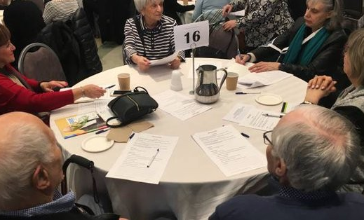 Global News: First of two English consultations on seniors takes place in Côte-des-Neiges-NDG