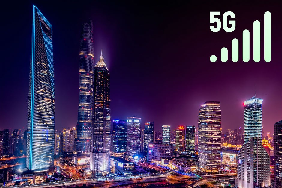 Fifth-generation (5G) of wireless data networks