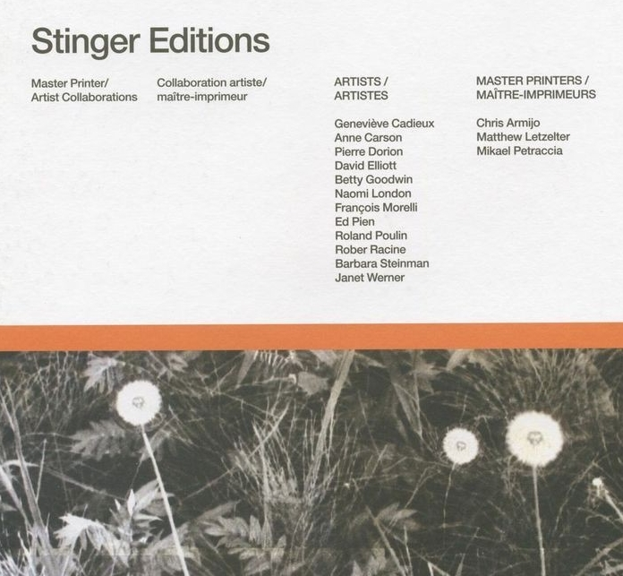 Stinger Editions